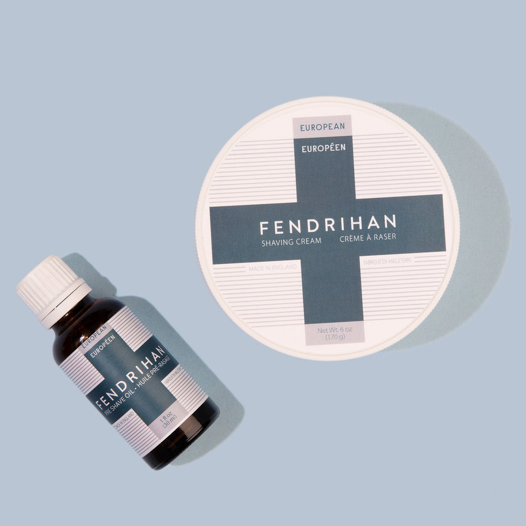 Fendrihan Pre-Shave Oils - Made in England Pre Shave Fendrihan