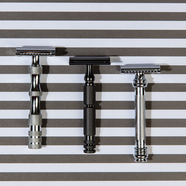 Fendrihan Comfort Grip Double Edge Safety Razor