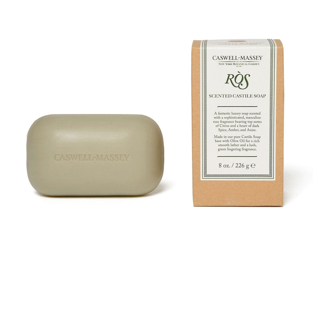 Caswell-Massey Deluxe Saddle Soap Bar Body Soap Caswell-Massey RÒS