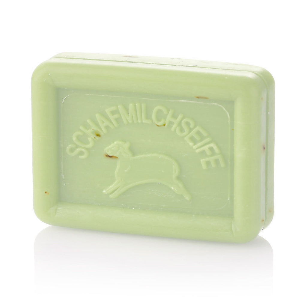 Ovis Sheep Milk Rectangular Soap Bar Body Soap Ovis Lime Blossom