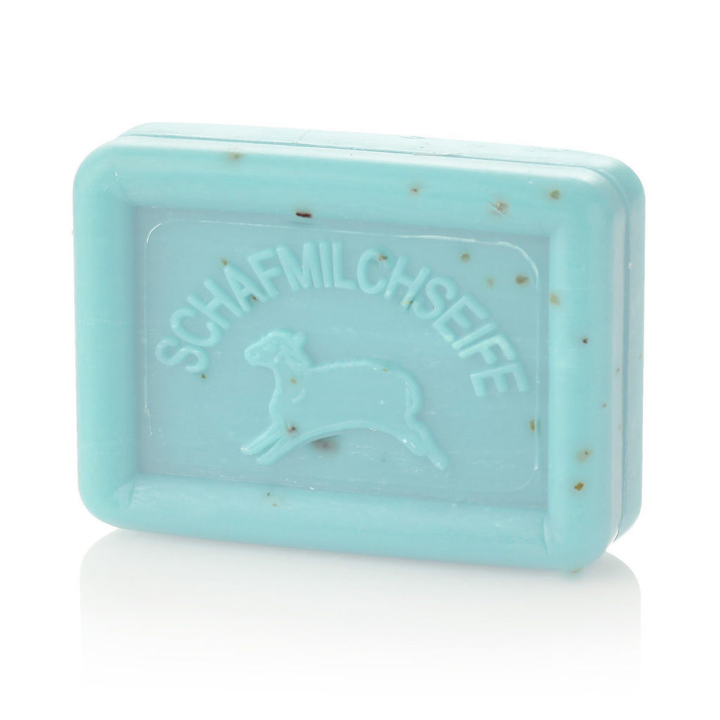 Ovis Sheep Milk Rectangular Soap Bar Body Soap Ovis Seabreeze