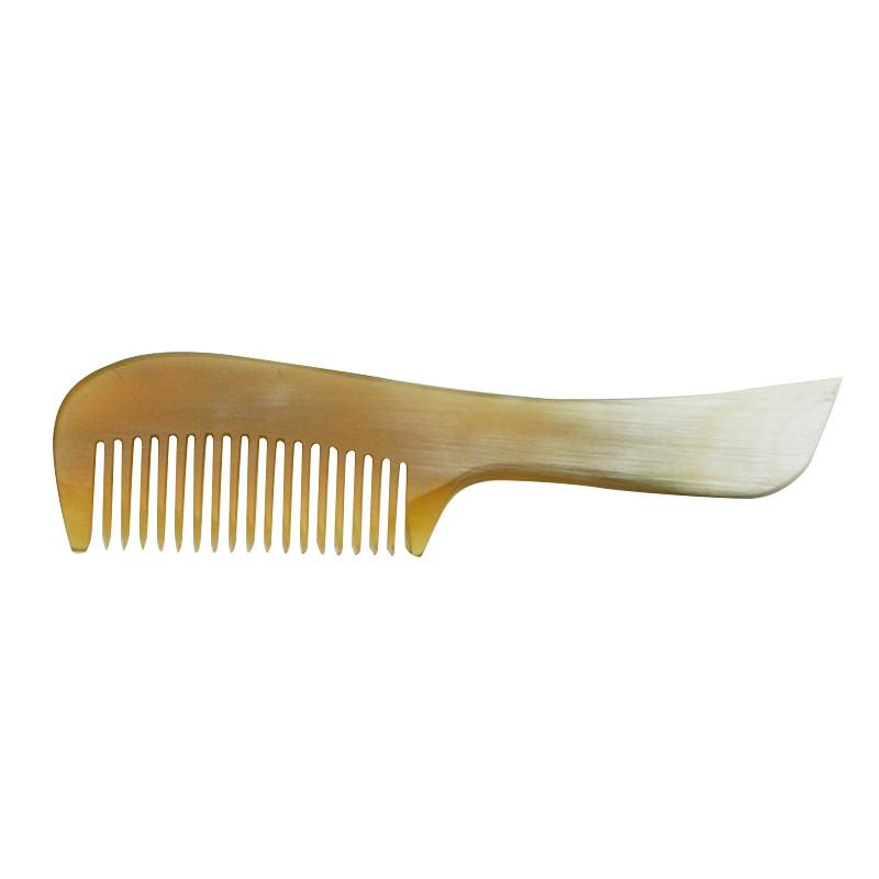 Altesse Horn Moustache Comb - Made in France - Fendrihan