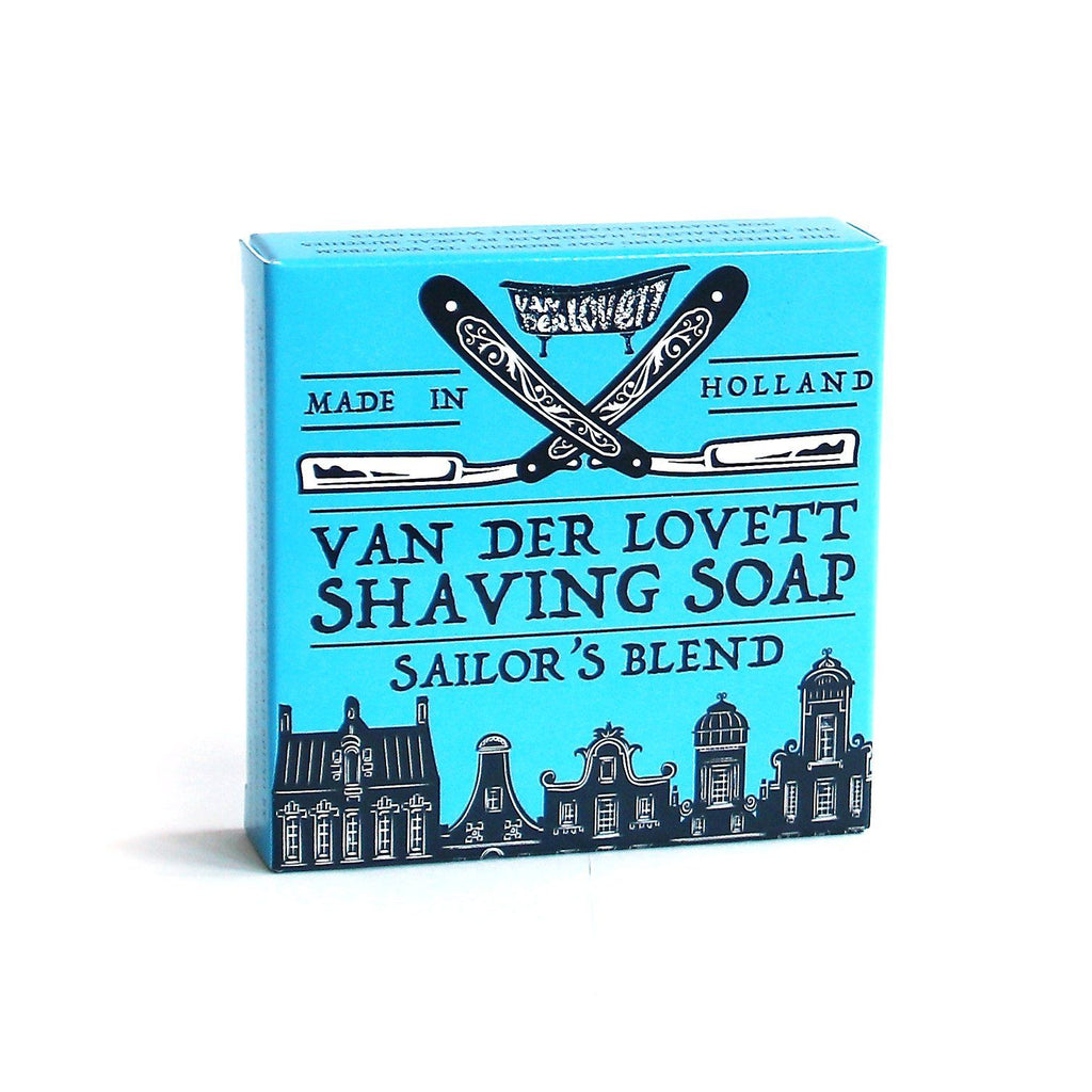 Van Der Lovett Shaving Soap Shaving Soap Van Der Lovett Sailor's Blend
