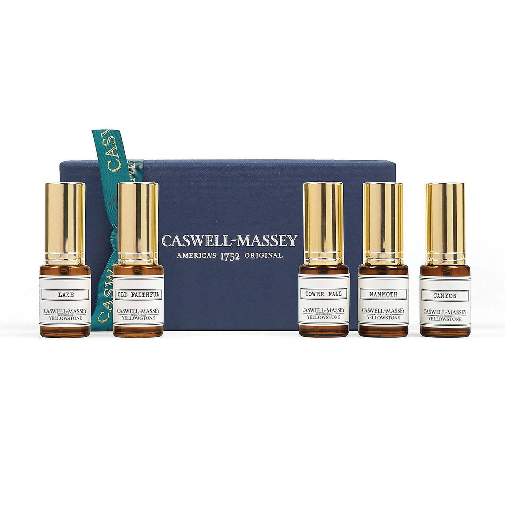 Caswell-Massey Yellowstone Discovery Coffret Set Fragrance for Men Caswell-Massey