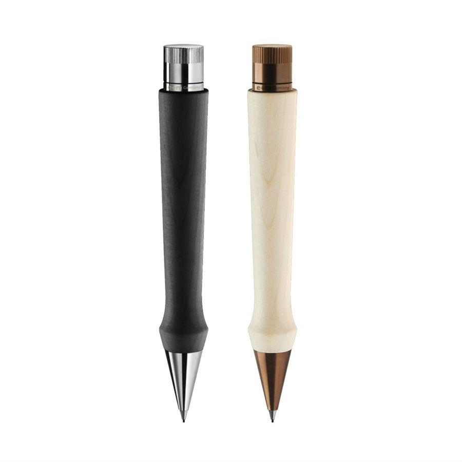 e+m Holzprodukte 'Arrow' Wooden Mechanical Pencil