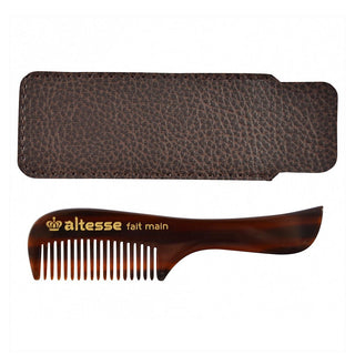 Altesse Handmade Moustache and Beard Comb Beard Comb Altesse