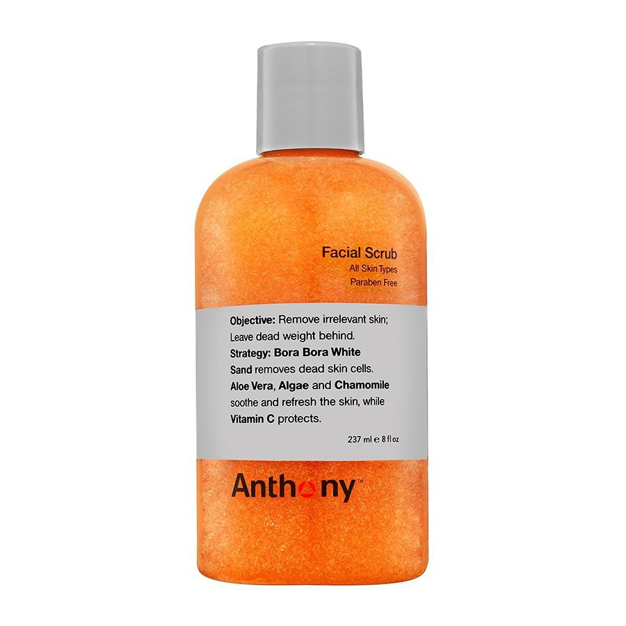 Anthony Facial Scrub Men's Grooming Cream Anthony