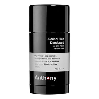 Anthony Alcohol-Free Deodorant Stick Deodorant Anthony