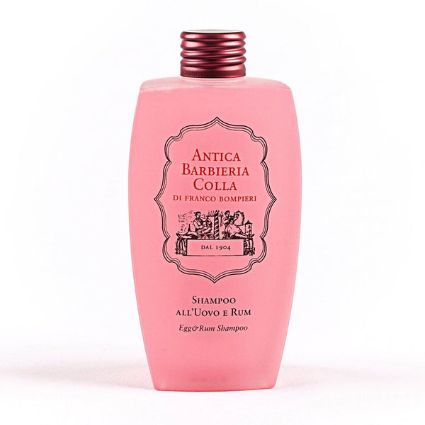 Antica Barbieria Colla Egg & Rum Shampoo 200 ml - Fendrihan - 2