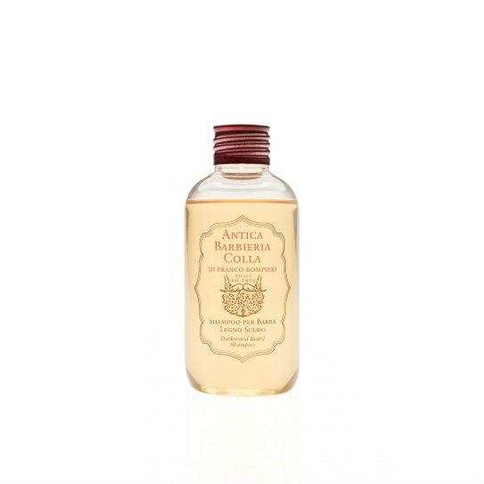 Antica Barbieria Colla Darkwood Beard Shampoo Beard Wash Antica Barbieria Colla
