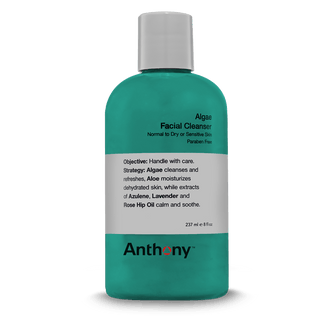 Anthony Algae Facial Cleanser Men's Grooming Cream Anthony