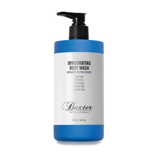 Baxter of California Invigorating Body Wash, Bergamot and Pear Essence