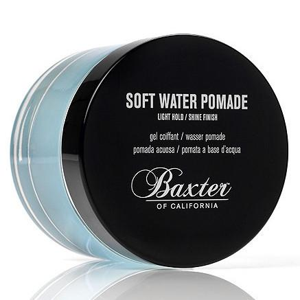 Baxter of California Soft Water Pomade Men's Grooming Cream Baxter of California