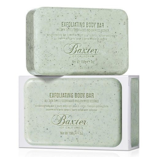 Baxter of California Exfoliating Body Bar - Fendrihan