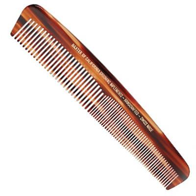 Baxter of California Handcrafted Tortoise Comb, Large Comb Baxter of California