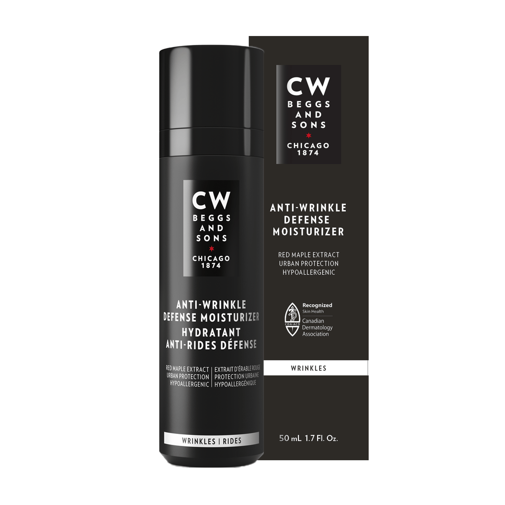 CW Beggs and Sons Anti-Wrinkle Defense Moisturizer Facial Care CW Beggs and Sons