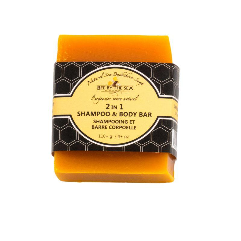 Bee by the Sea Shampoo & Body Bar Body Soap Bee by the Sea