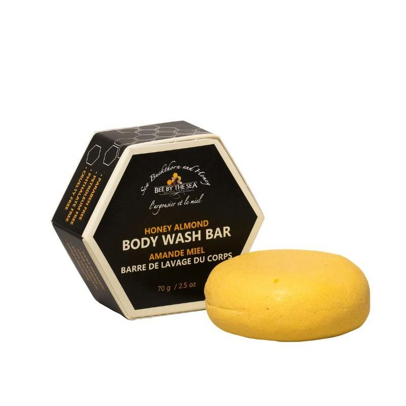 Bee by the Sea Eco Bar Body Wash Bar Men's Body Wash Bee by the Sea