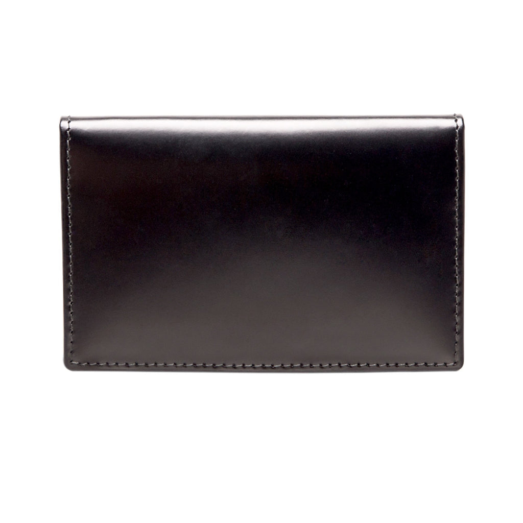 Ettinger Bridle Hide Business Card Case Leather Wallet Ettinger