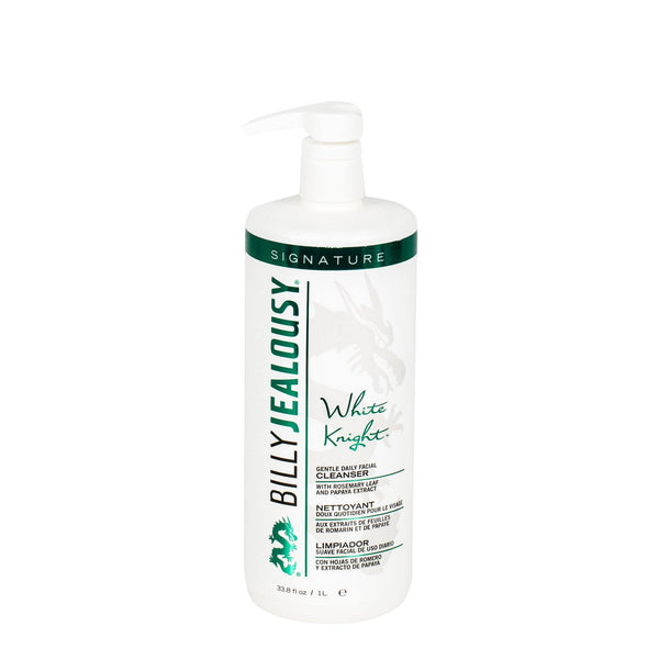 Billy Jealousy White Knight Gentle Daily Facial Cleanser - Fendrihan - 2