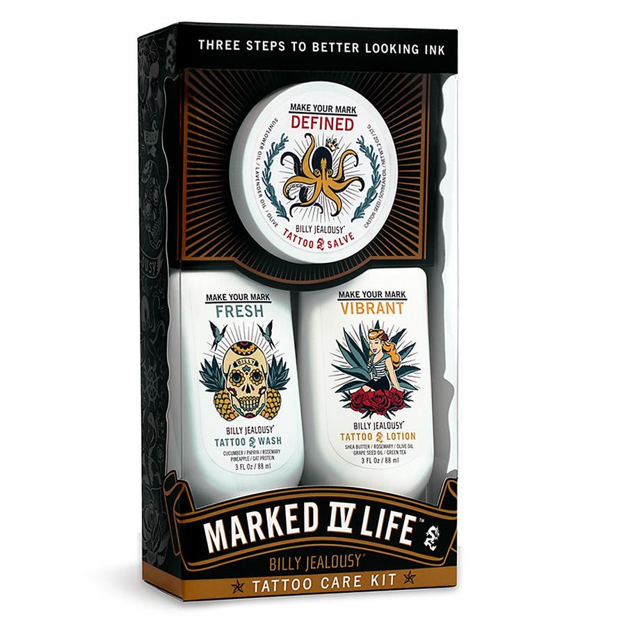 Billy Jealousy Marked IV Life Tattoo Care Kit - Fendrihan - 1