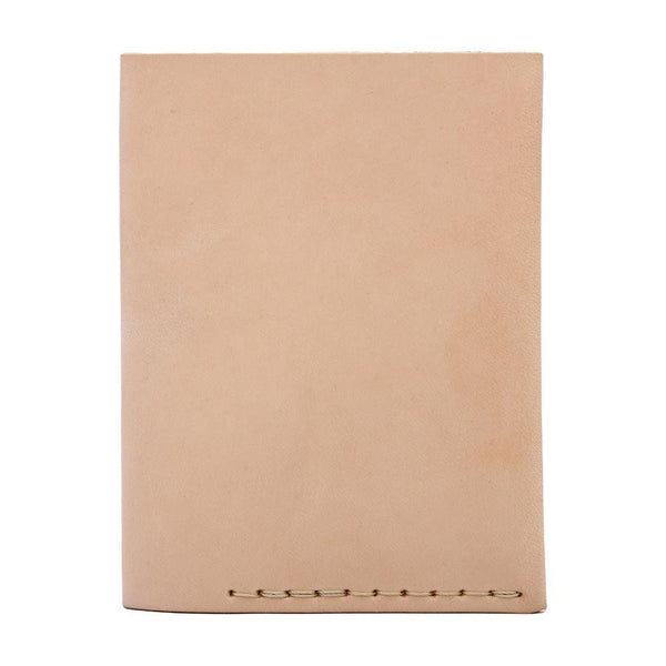 Bison No. 4 Wallet in Choice of Natural Leather or English Bridle Leather by Hermann Oak - Fendrihan - 2