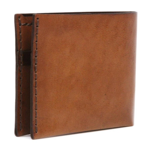 Bison No. 6 Wallet in Choice of Chromexcel Leather or English Bridle Leather - Fendrihan - 3