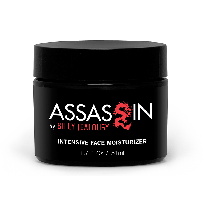 Billy Jealousy Assassin Intensive Face Moisturizer - Fendrihan