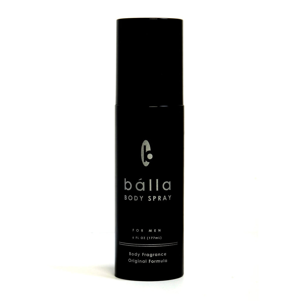 Balla Body Spray Original Formula Body Fragrance Fragrance for Men Balla Powder