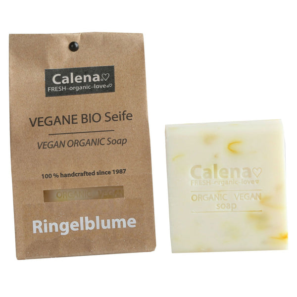 Calena Vegan Organic Hand and Body Soaps