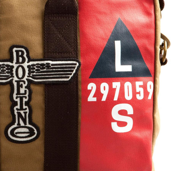 Red Canoe Boeing B17 Twill Kit Bag - Fendrihan - 3