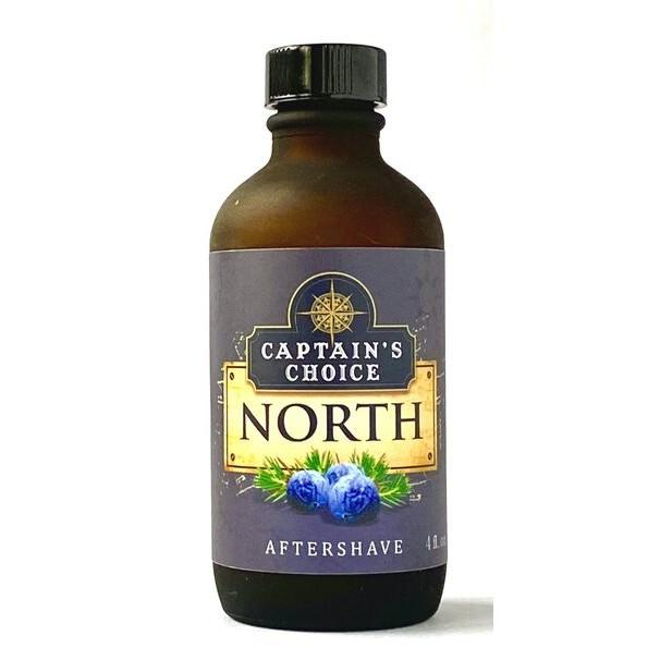 Captain's Choice Aftershave Aftershave Splash Captain's Choice North