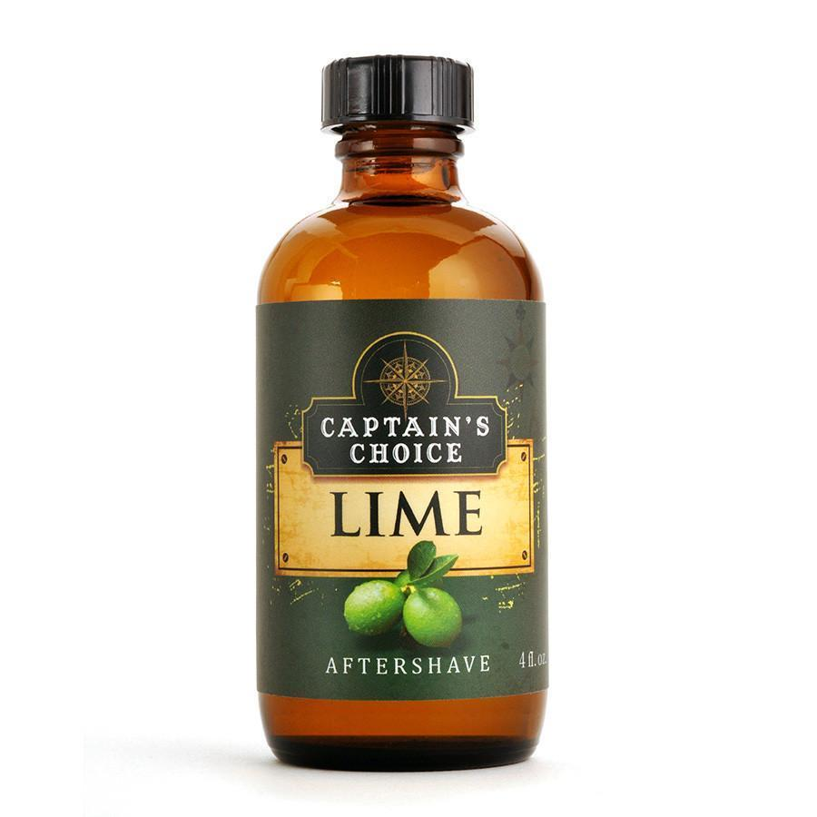 Captain's Choice Aftershave Aftershave Splash Captain's Choice Lime