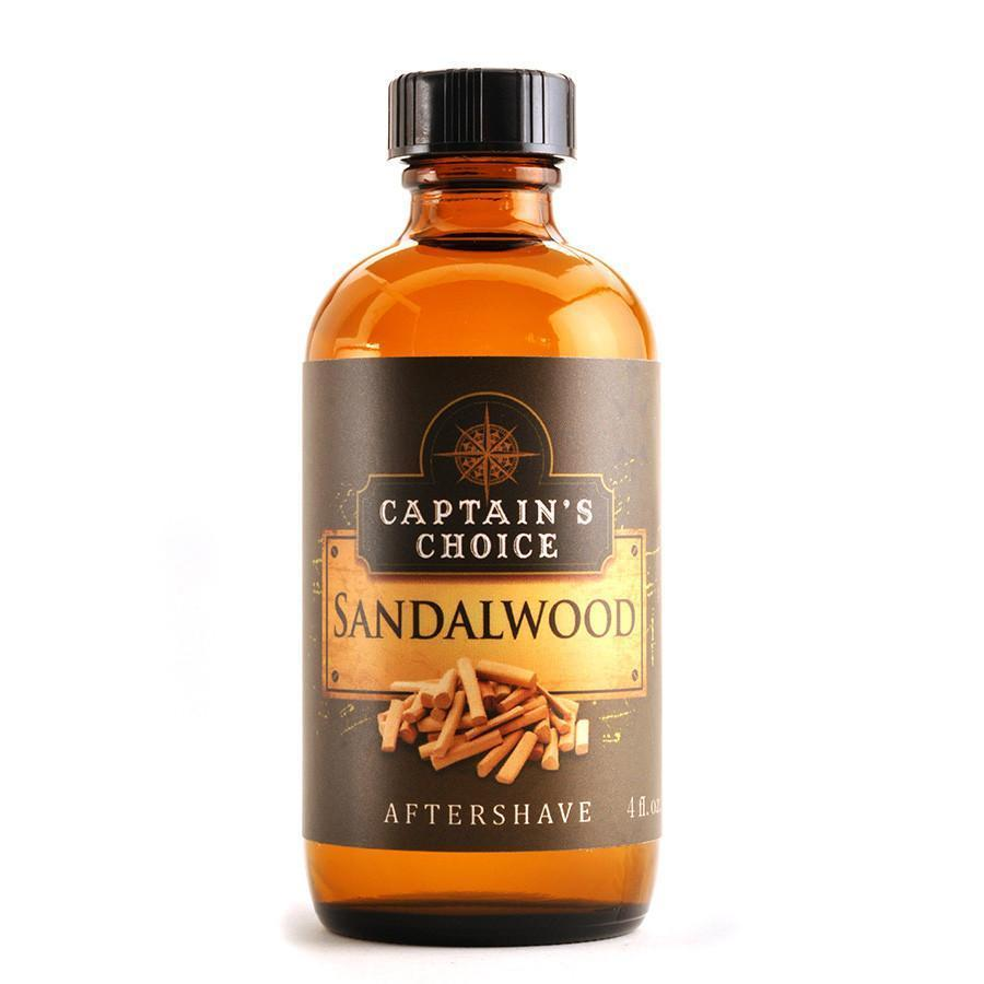Captain's Choice Aftershave Aftershave Splash Captain's Choice Sandalwood