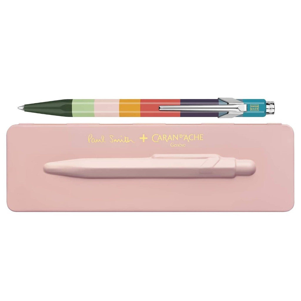 Caran d'Ache 849 Paul Smith Limited Edition Ballpoint Pen Ball Point Pen Caran d'Ache Rose Pink