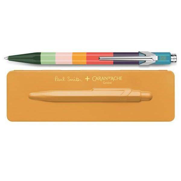 Caran d'Ache 849 Paul Smith Limited Edition Ballpoint Pen Ball Point Pen Caran d'Ache Orange