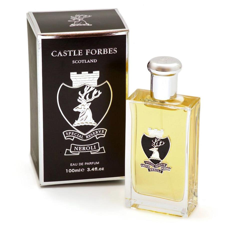 Castle Forbes Special Reserve Neroli Eau de Parfum Fragrance for Men Castle Forbes