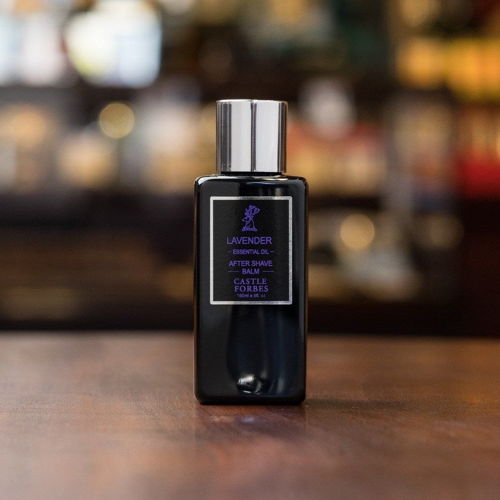 Castle Forbes Lavender Aftershave Balm Aftershave Castle Forbes