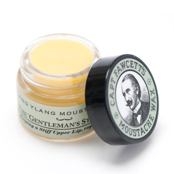 Captain Fawcett Moustache Wax, Ylang Ylang - Fendrihan - 3