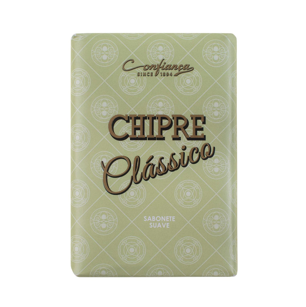 "Confiança Cyprus ""Chipre"" Classico Soap Bar Body Soap Confiança"