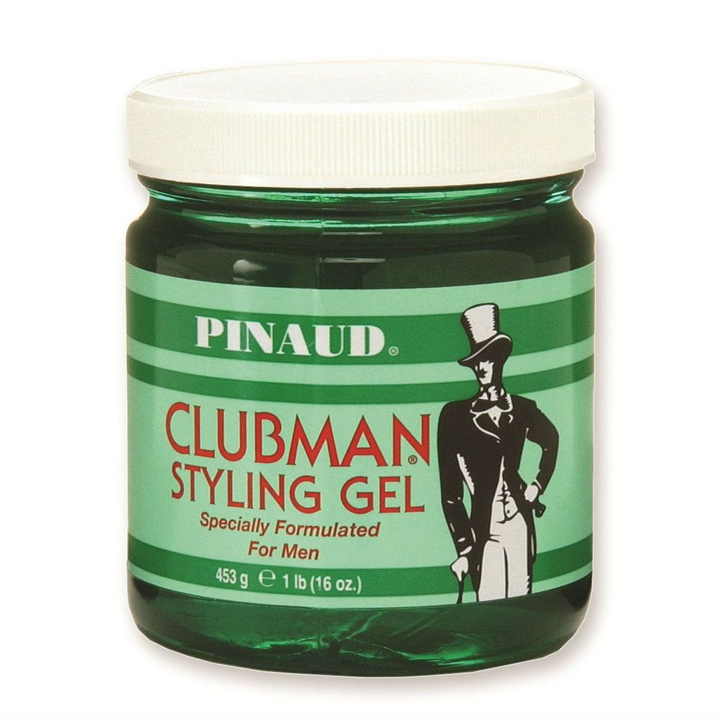 Clubman Pinaud Styling Gel Men's Grooming Cream Clubman Regular Hold