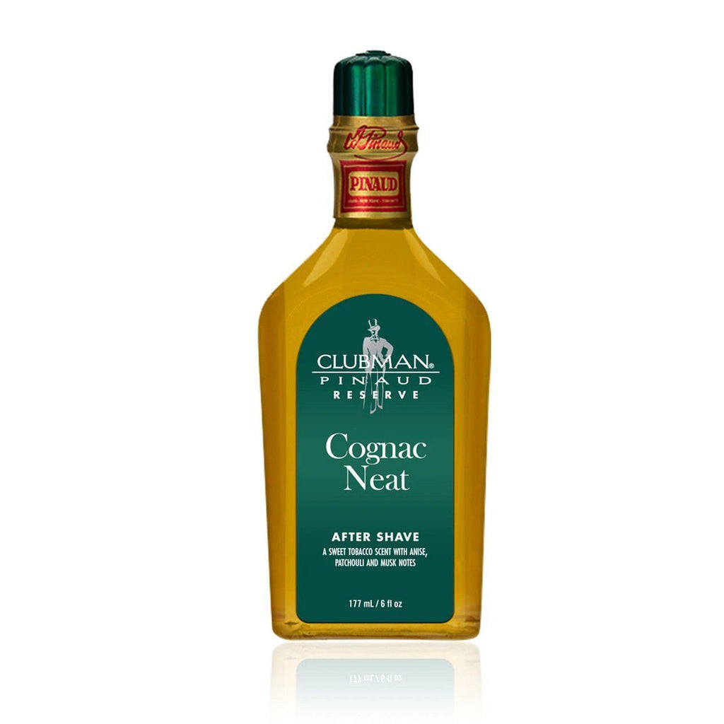 Clubman Reserve Cognac Neat After Shave Aftershave Splash Clubman
