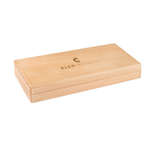 Cleo Skribent Der Gessner Pencil Gift Set, Wood Box