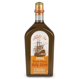 Clubman Virgin Island Bay Rum Aftershave/Cologne Aftershave Splash Clubman 12 oz (355 ml)