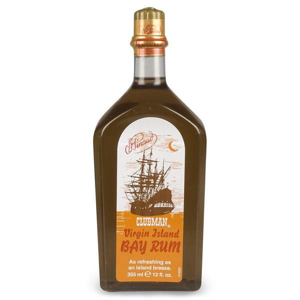 Clubman Virgin Island Bay Rum Aftershave/Cologne - Fendrihan