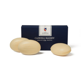 Caswell-Massey Heritage Number Six Three Soap Set Body Soap Caswell-Massey