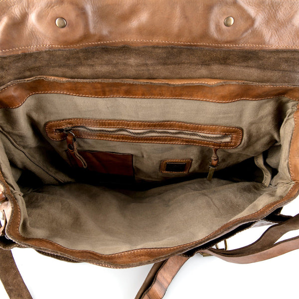 Campomaggi C1790 Messenger Bag, Military Green