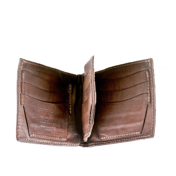 Campomaggi CP0067 Horizontal Leather Wallet