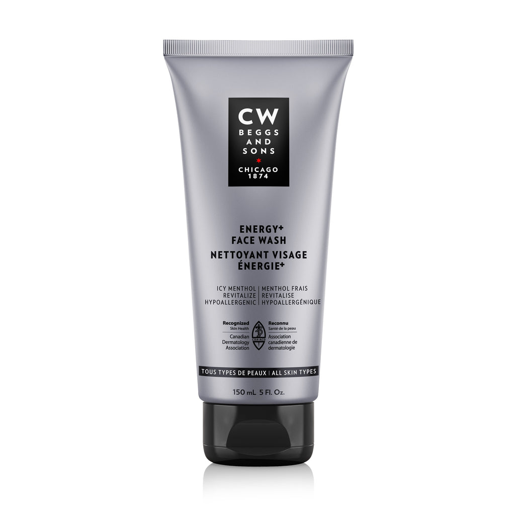 CW Beggs and Sons Energy + Face Wash Facial Care CW Beggs and Sons
