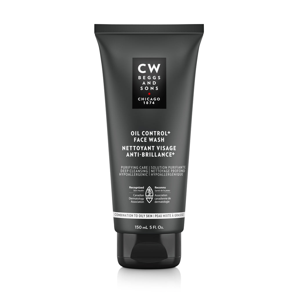 CW Beggs and Sons Oil Control + Face Wash Facial Care CW Beggs and Sons
